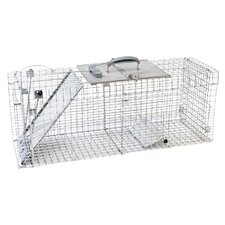 Collapsible Easy Set Cage Trap Large