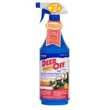 Deer Off II Deer and Squirrel Repellent Ready To Use Spray
