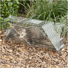 Large 2-Door Live Animal Trap