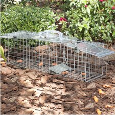 2-Door Easy Set Live Animal Trap