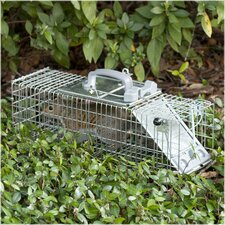 Small 1-Door Easy Set Live Animal Trap
