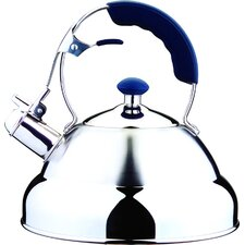 Delta 5 Liters Whistling Kettle in Satin