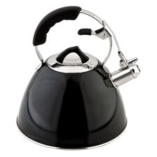 Delta Whistling Kettle in Black