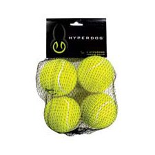 <strong>Hyper Products</strong> Mini Replacement Tennis Balls for Hyper Dog Toys (4 Pack)