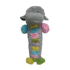 Pastel Plush Monkey Stick