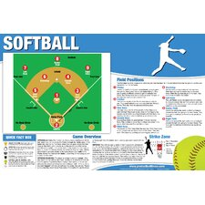 <strong>Productive Fitness Publishing</strong> Softball Poster