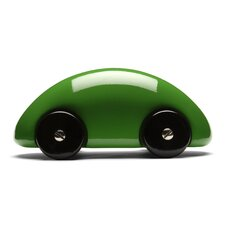 Streamliner Classic Car in Green