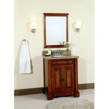 "<strong>Lanza</strong> 28"" Single Bathroom Vanity Set"