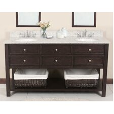 "Camber 72"" Vanity Set with Backsplash"