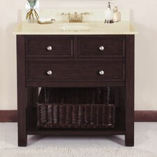 "<strong>Lanza</strong> Camber 36"" Vanity Set with Backsplash"