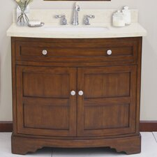 "<strong>Lanza</strong> Sligo 38"" Vanity Set with Backsplash"