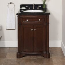 "Chester 26"" Vanity Set with Backsplash"