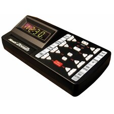Wireless Command Master Control Panel in Black