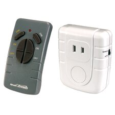 Wireless Command Remote Control Lamp Set