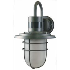 <strong>Heath-Zenith</strong> Seaside 1 Light Outdoor Wall Lighting