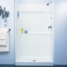 <strong>Swanstone</strong> Everyday Essentials One Panels Veritek Shower Alcove Wall