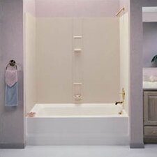 <strong>Swanstone</strong> Classics Five Panel Bath Tub Wall System