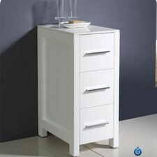 "<strong>Fresca</strong> Torino 12"" x 31.1"" Bathroom Linen Side Cabinet"