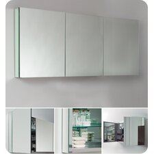 "60"" x 26"" Surface Mount / Recessed Medicine Cabinet"