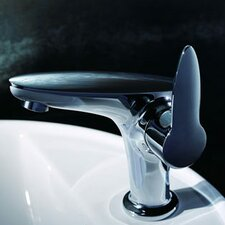 <strong>Fresca</strong> Platinum Rienza Single Handle Deck Mount Vanity Faucet