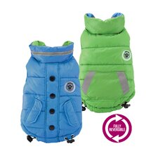 Fou-Ski Reversible Parka for Dogs