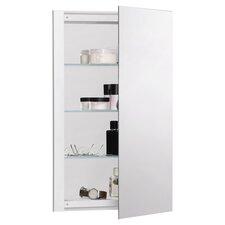 "R3 Series 24"" x 26"" Recessed Flat Medicine Cabinet"