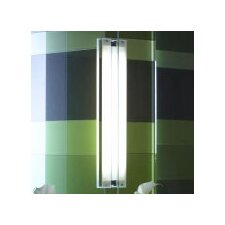 M Series 1 Vertical Fluorescent Reflexion 1 Light Bath Vanity Light