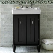 "Lutezia Modernique 22.25"" Bathroom Vanity Set"