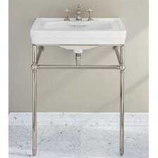 Lutezia Console Bathroom Sink Set