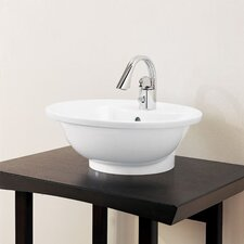 L'Expression Round Vessel Sink