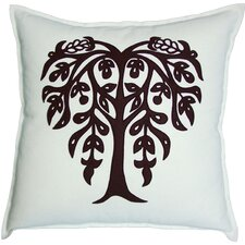 <strong>The Sandor Collection</strong> Bihar Tree Pillow
