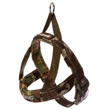 Quick Fit Camo Harness with Reflective Stitching