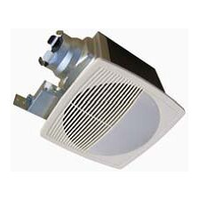 110 CFM Energy Star Bathroom Ventilation Fan with Light / Nightlight