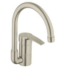 Eurostyle Single Handle Single Hole Kitchen Faucet