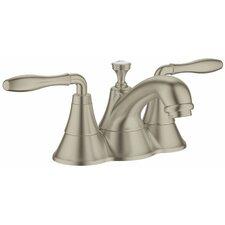 Seabury Double Handle Centerset Bathroom Faucet