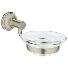 Essentials Authentic Soap Dish