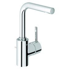 <strong>Grohe</strong> Essence Single Hole Bathroom Sink Faucet with Single Handle