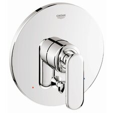 Veris Pressure Balance Diverter Valve Trim in Starlight Chrome