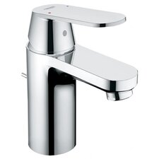 Eurosmart Single Hole Bathroom Faucet with Single Lever Handle