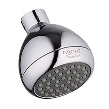 <strong>Grohe</strong> Non-Adjustable Shower Head with WaterCare