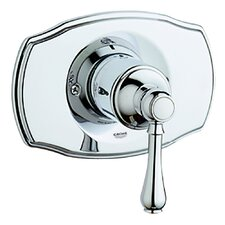 Geneva Pressure Balance Faucet Shower Faucet Trim Only with Lever Handle