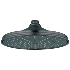 RainShower Head Retro with Watercare