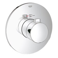 <strong>Grohe</strong> GrohFlex Cosmopolitan Custom Shower Thermostatic Trim with Control Module