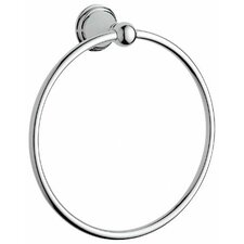 Geneva Wall Mounted Towel Ring