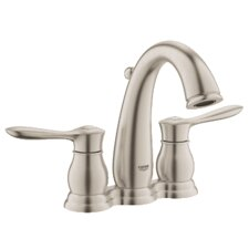<strong>Grohe</strong> Parkfield Double Handle Centerset Bathroom Faucet