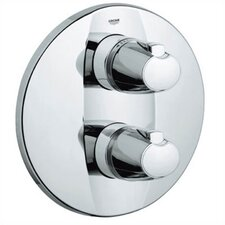Grohtherm 3000 Integrated Volume and Thermostatic Control Trim