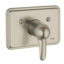 Talia Thermostatic Trim with Lever Handle