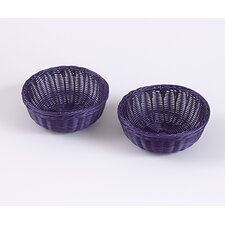 Polypropylene Basket (Set of 2)