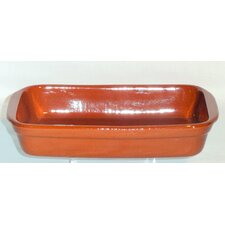 <strong>Cookware Essentials</strong> Terracotta Rectangular Dish