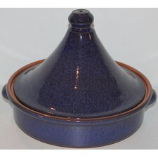 Non Stick Terracotta Tagine in Olive Green